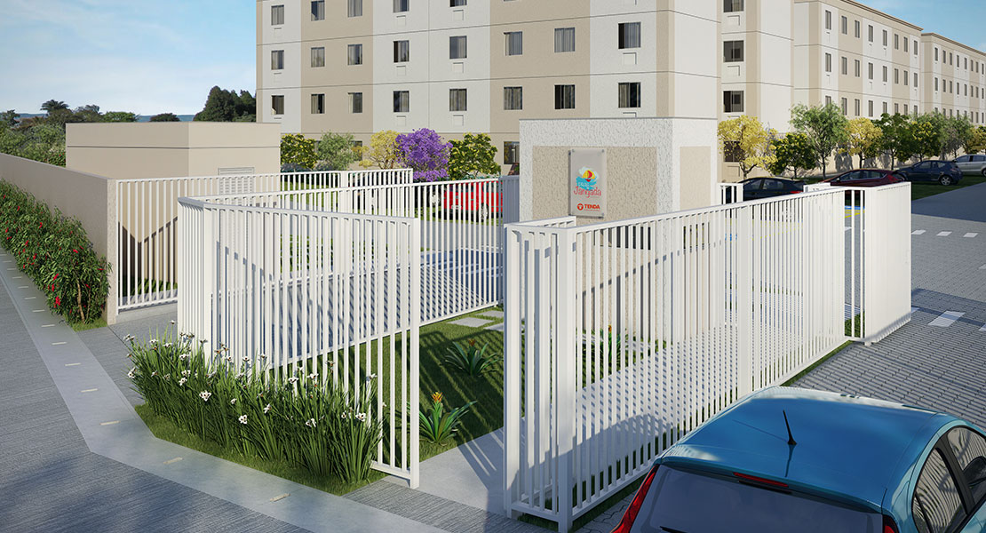 Apartamento à venda em Residencial Praia de Jangada | Jaboatão dos Guararapes | PE | foto 1 | tenda.com