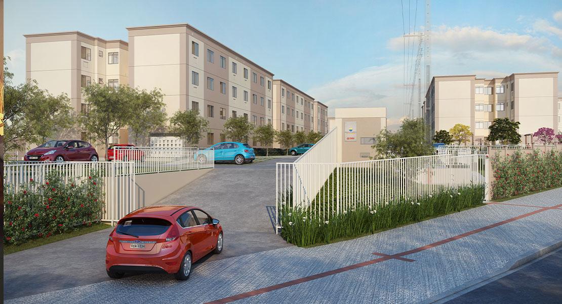 Apartamento à venda em Residencial Novo Atlântico Condominio Abrolhos | Jaboatão dos Guararapes | PE | foto 1 | tenda.com