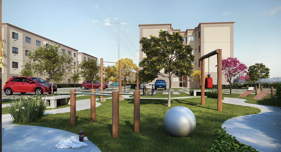Apartamento à venda em Residencial Novo Atlântico Condominio Abrolhos | Jaboatão dos Guararapes | PE | foto 3 | tenda.com