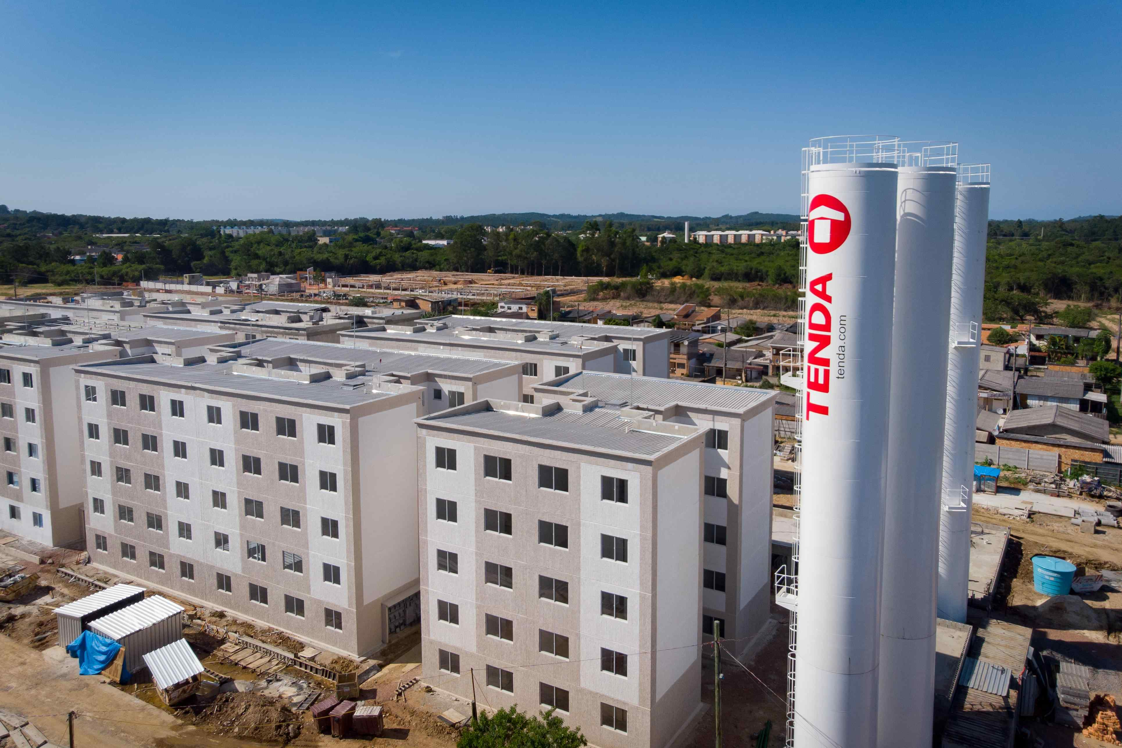 Planta de apartamento em Reserva do Sul I | Porto Alegre | RS | planta 1 | tenda.com