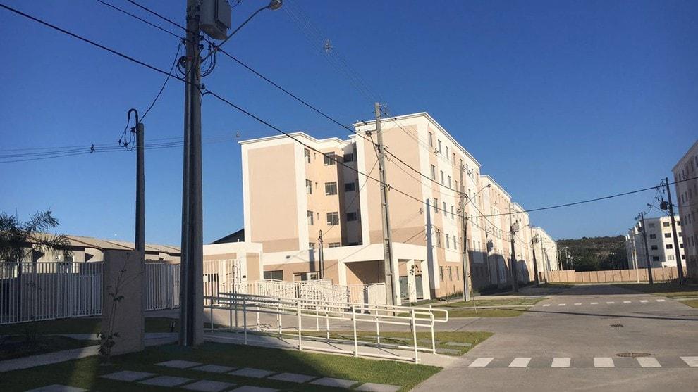 Fotos do Residencial Mar de Abrantes   Apartamento Minha Casa Minha Vida   Tenda.com