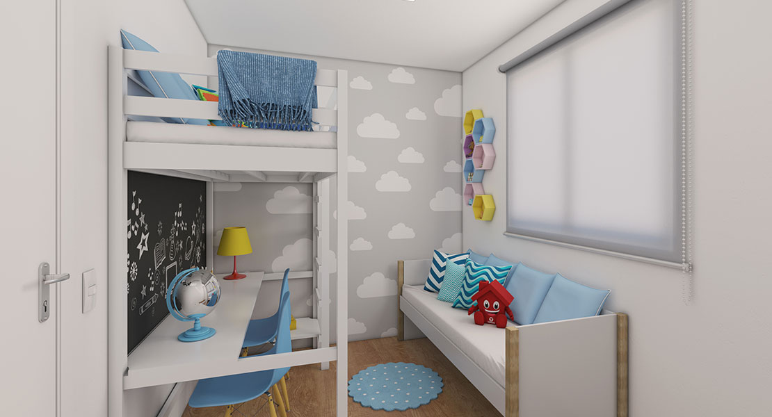 Apartamento à venda em Colina das Flores | Salvador | BA | foto 6 | tenda.com