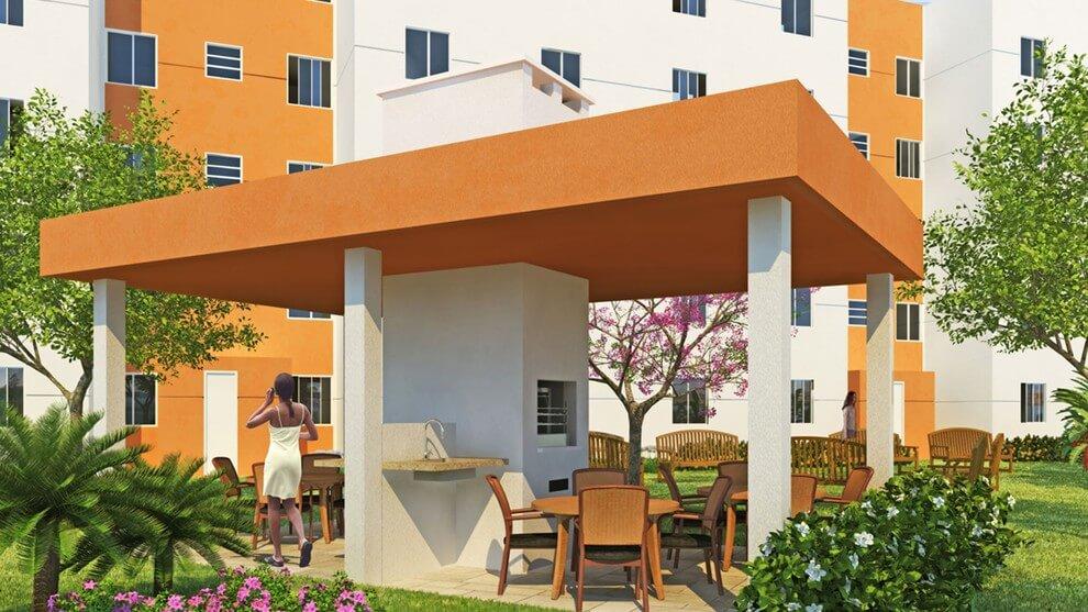 Apartamento à venda em Residencial Juscelino Kubitschek II | Porto Alegre | RS | foto 2 | tenda.com