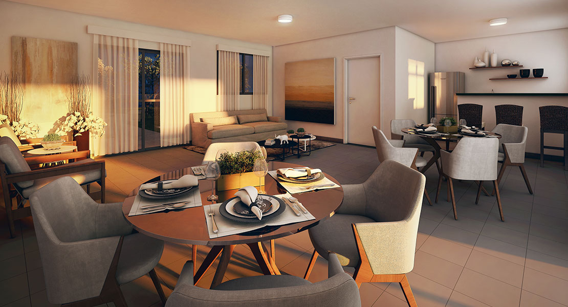 Fotos do Morada Goiá | Apartamento Minha Casa Minha Vida | Tenda.com