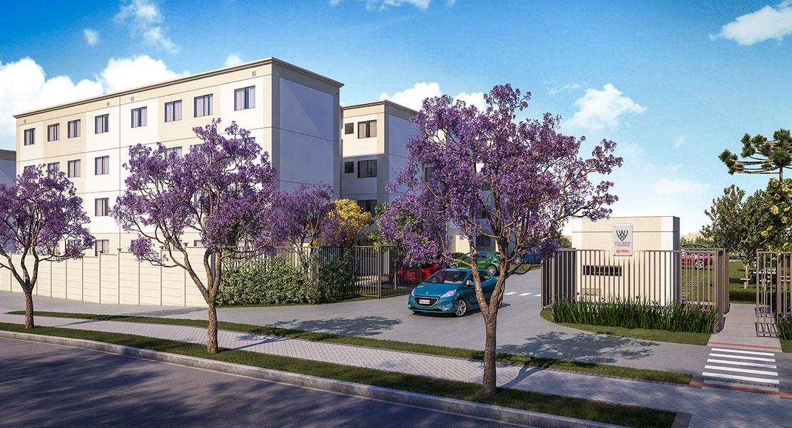 Apartamento à venda em Villagio Di Parma | São José dos Pinhais | PR | foto 1 | tenda.com
