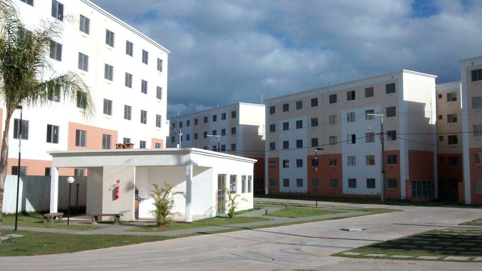 Fotos do Residencial Vila Cantuária   Apartamento Minha Casa Minha Vida   Tenda.com