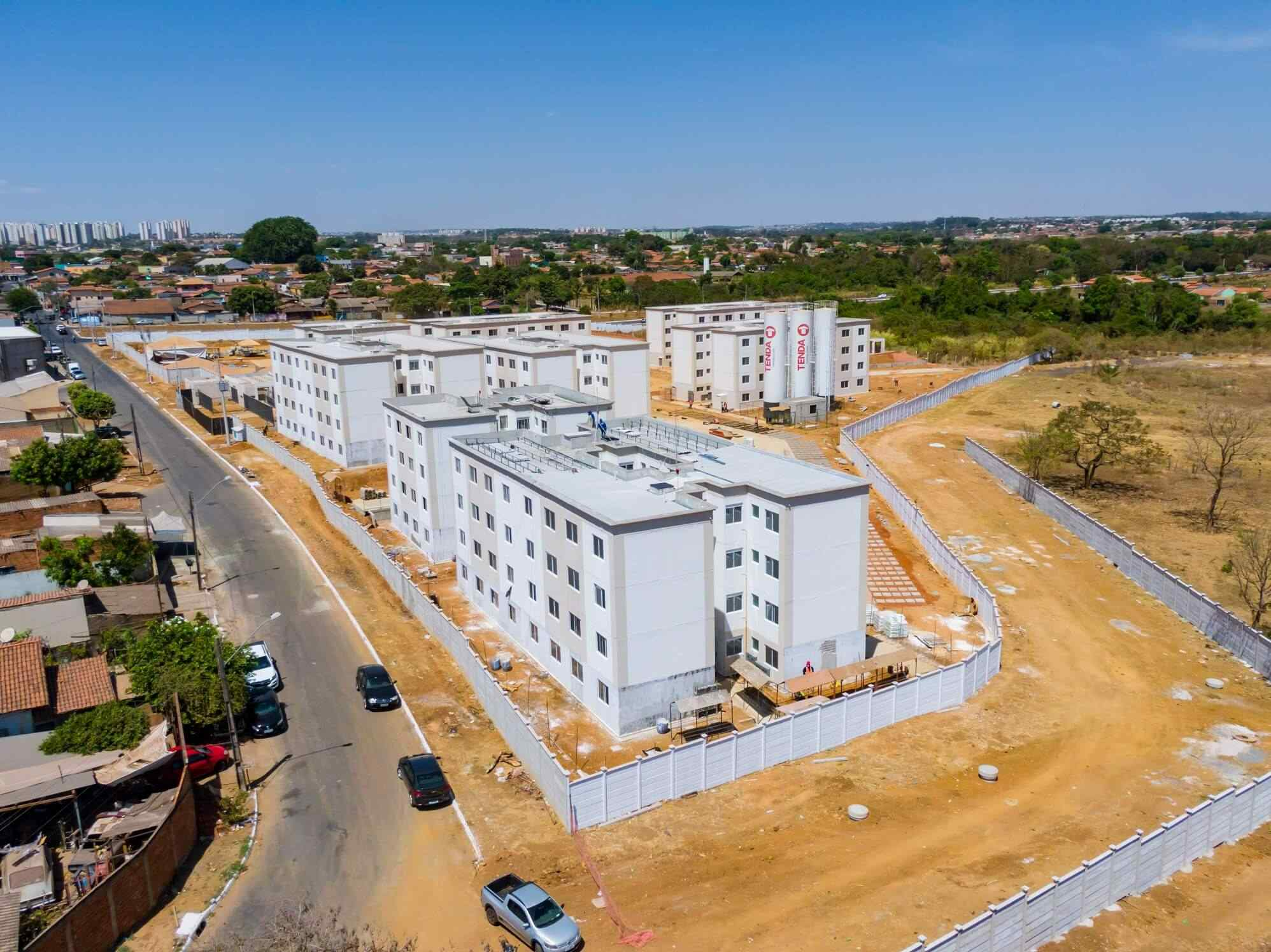 Planta de apartamento em Morada Goiá | Goiânia | GO | planta 1 | tenda.com
