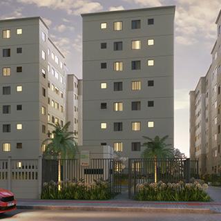 Brisas Salvador Norte | Apartamento Tenda | Tenda.com