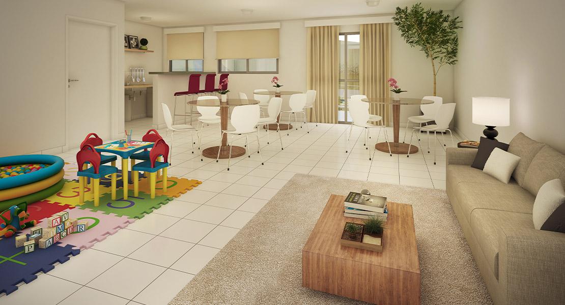 Fotos do Residencial Orquídeas | Apartamento Minha Casa Minha Vida | Tenda.com
