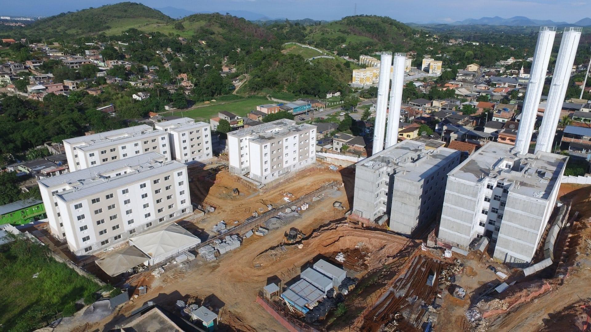 Planta de apartamento em Residencial Bosque dos Sonhos | São Gonçalo | RJ | planta 1 | tenda.com