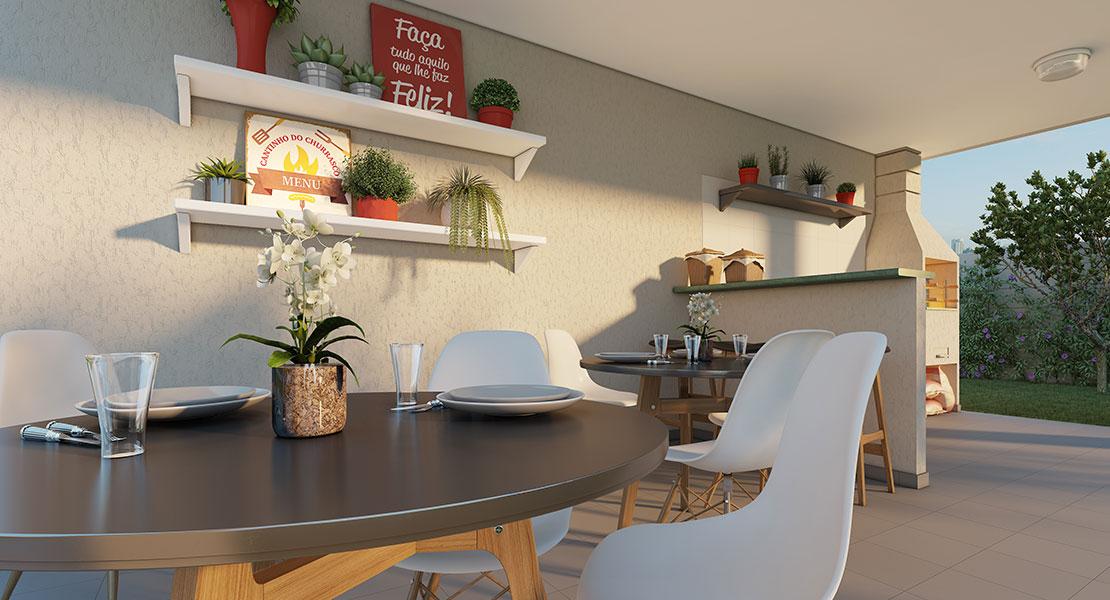Apartamento à venda em Parque Bellagio | Pinhais | PR | foto 4 | tenda.com