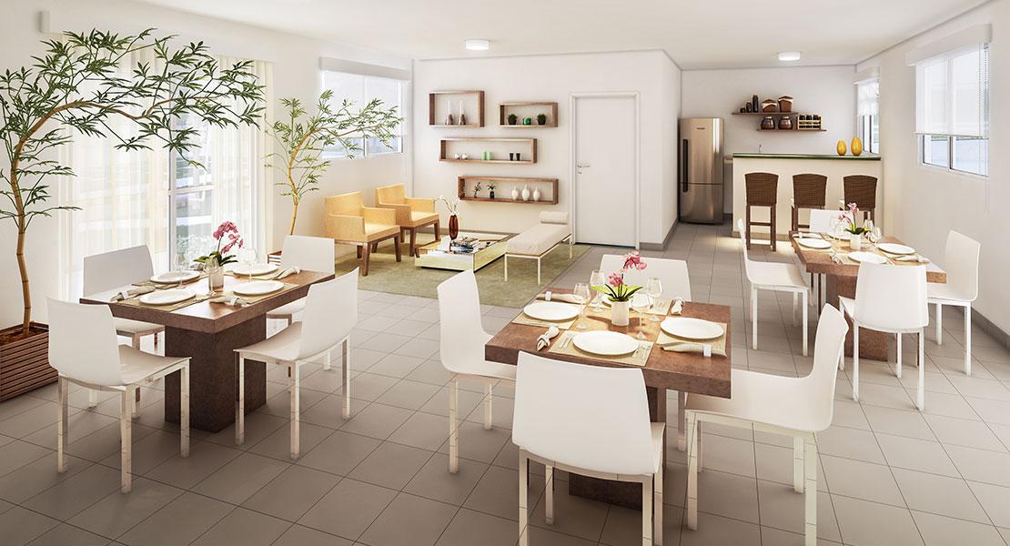 Fotos do Flora de Jacarepaguá | Apartamento Minha Casa Minha Vida | Tenda.com
