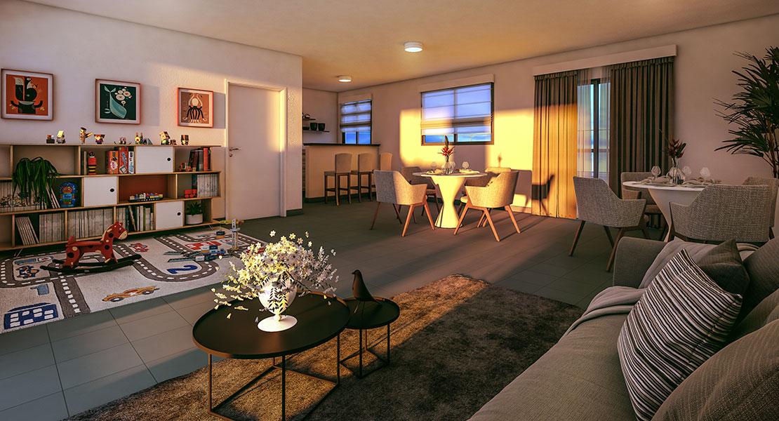 Apartamento à venda em Portal Cantareira | São Paulo | SP | foto 4 | tenda.com