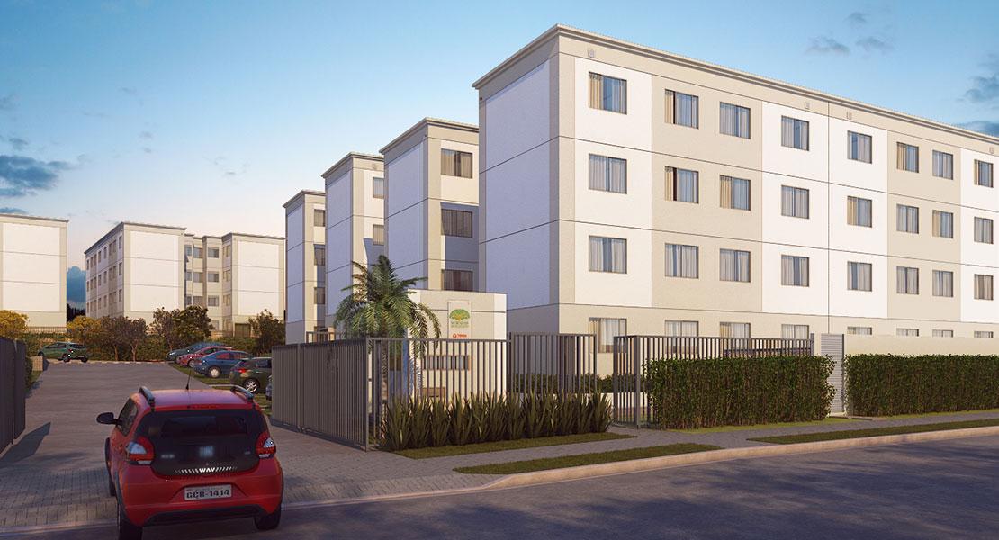 Apartamento à venda em Moradas do Planalto | Colombo | PR | foto 1 | tenda.com