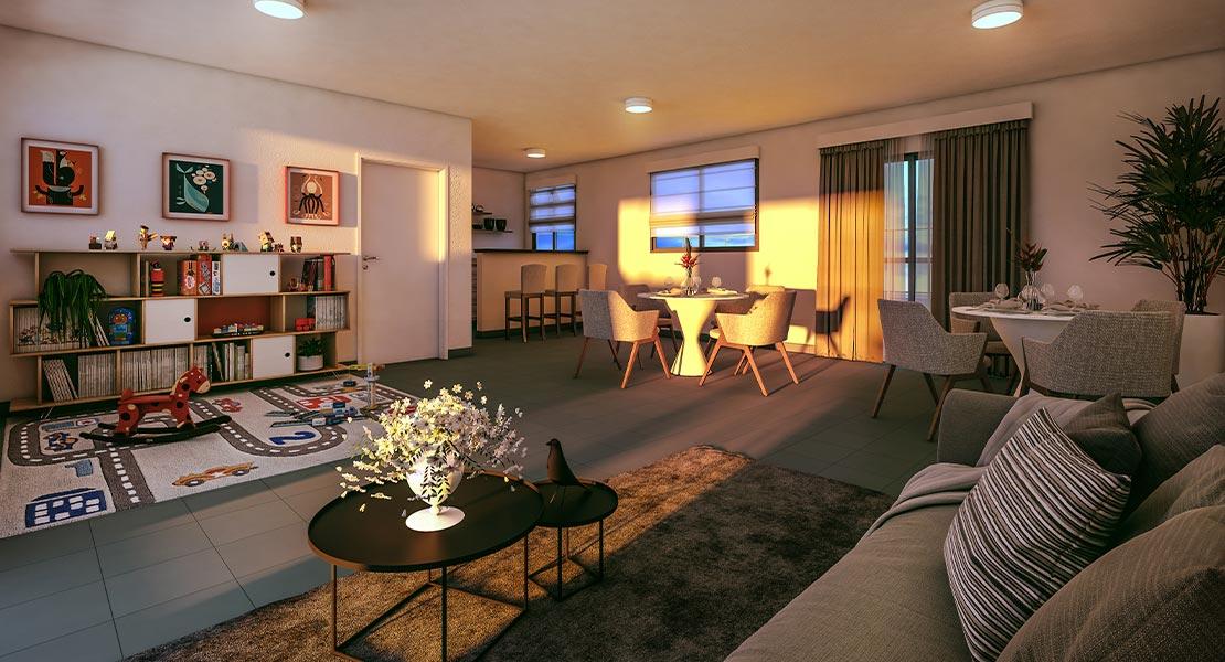 Apartamento à venda em Flor de Cerejeira | São Paulo | SP | foto 2 | tenda.com