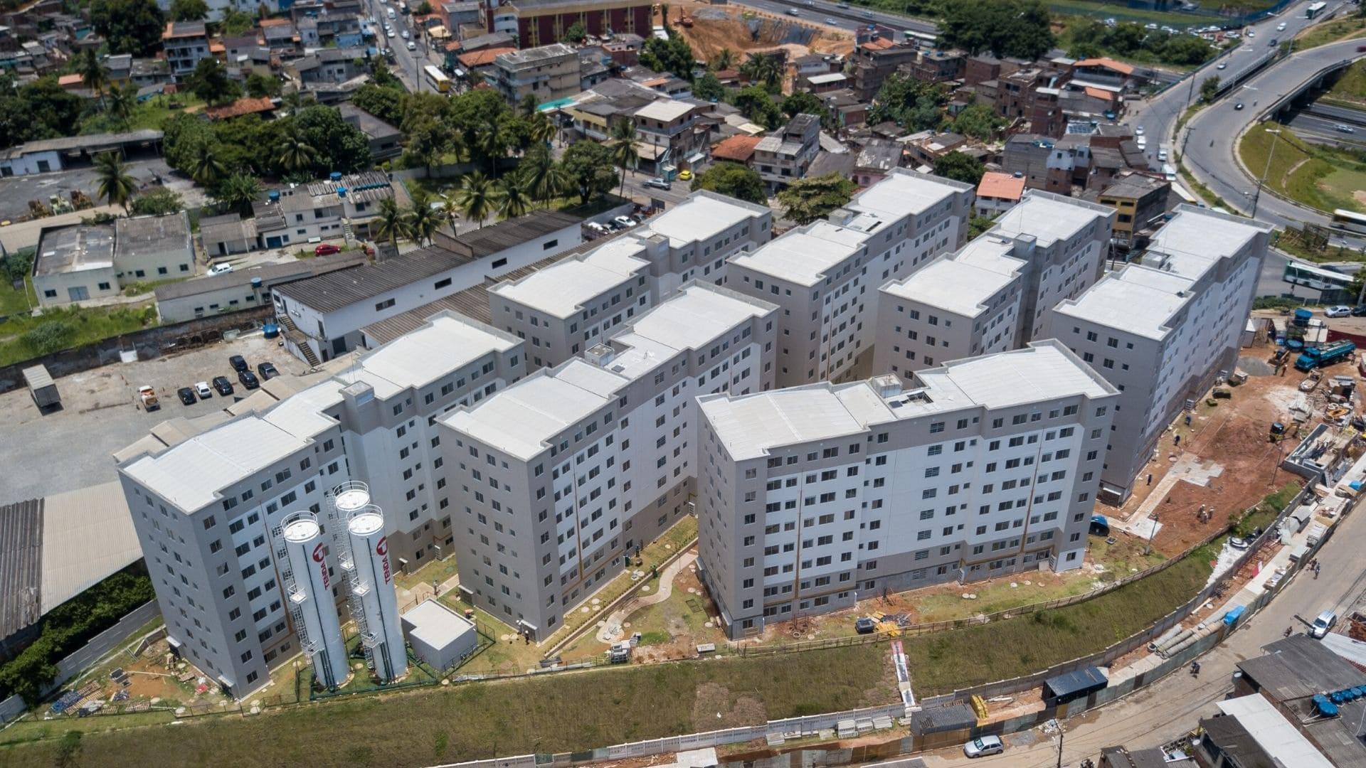 Fotos de obras no empreendimento Torres de Campinas | Salvador | BA | foto 1 | tenda.com