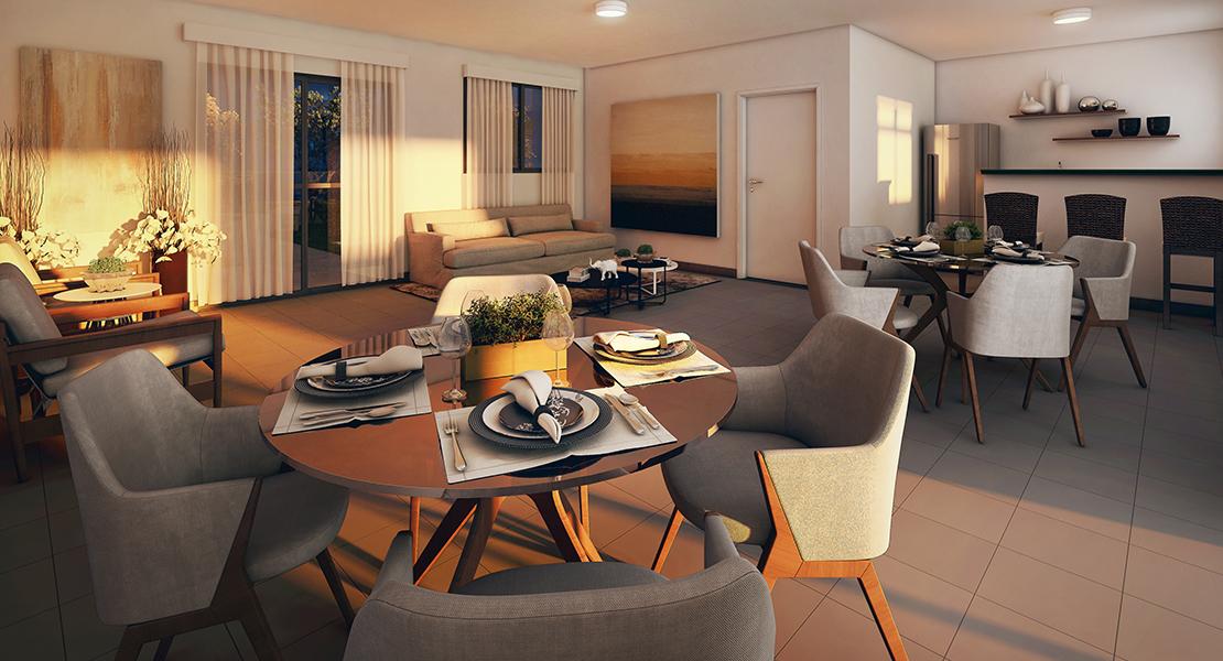 Apartamento à venda em Solaris Nascente | São Paulo | SP | foto 4 | tenda.com