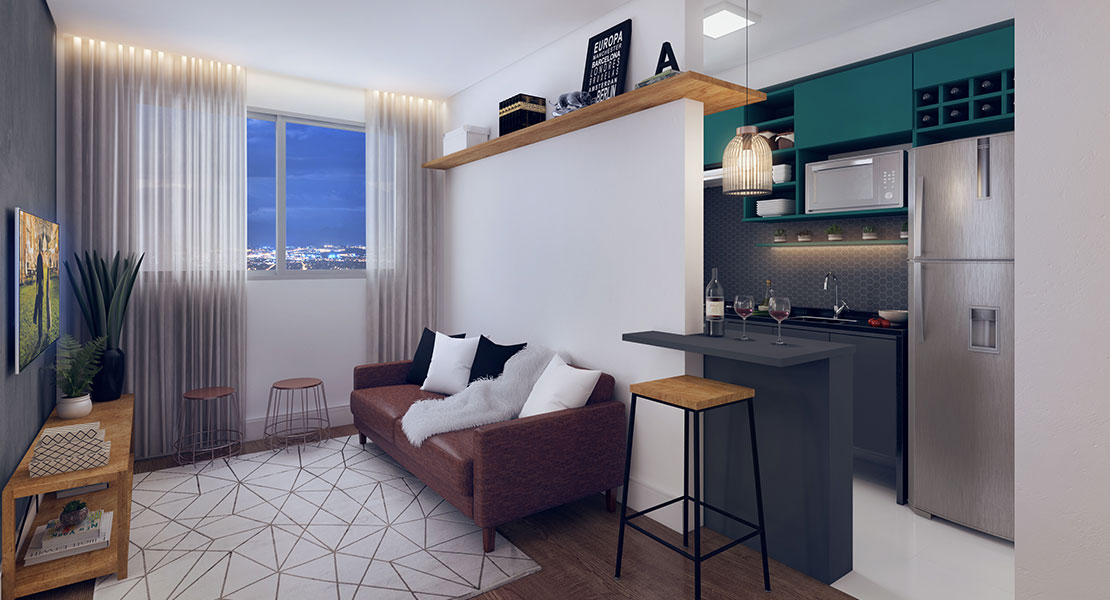 Apartamento à venda em Duo Interlagos | São Paulo | SP | foto 6 | tenda.com