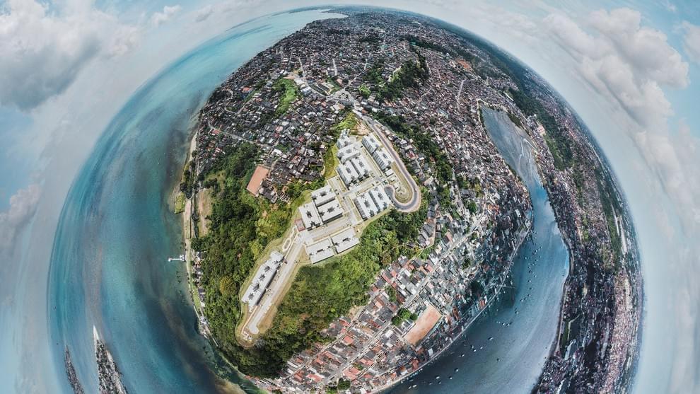 Apartamento à venda em Residencial Mar Azul | Salvador | BA | foto 1 | tenda.com