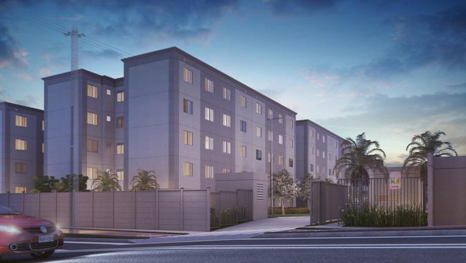 More em um apartamento Tenda no  Vila Campo Alegre | Construtora Tenda | tenda.com