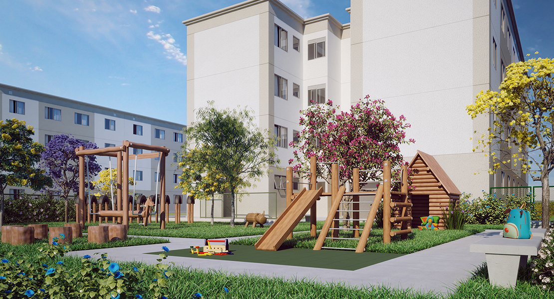 Fotos do Sonho Dourado II | Apartamento Minha Casa Minha Vida | Tenda.com