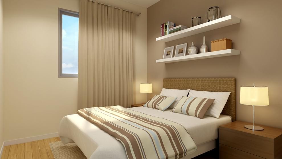 Fotos do Residencial Papa João XXIII | Apartamento Minha Casa Minha Vida | Tenda.com