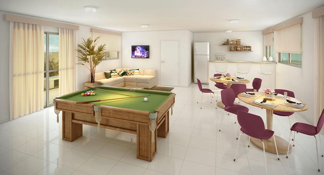 Apartamento à venda em Parque das Rosas | Recife | PE | foto 3 | tenda.com