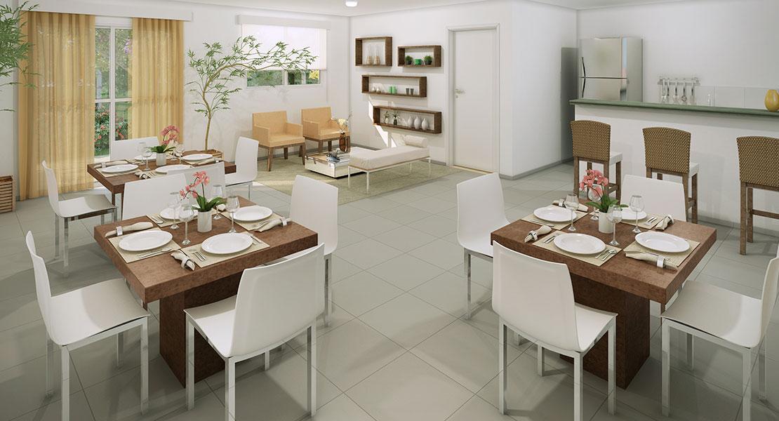 Apartamento à venda em Residencial Campo de Aviação Condominio 14 bis   Paulista   PE   foto 2   tenda.com