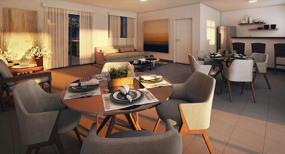 Apartamento à venda em Colina das Flores | Salvador | BA | foto 2 | tenda.com