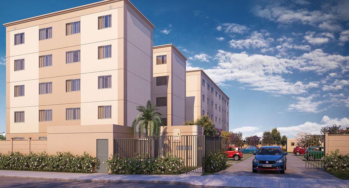 Apartamento à venda em Vila Pitaguary | Maracanaú | CE | foto 1 | tenda.com