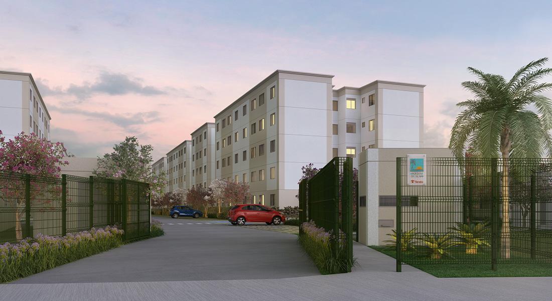 Apartamento à venda em Jardim de Alah | Salvador | BA | foto 1 | tenda.com