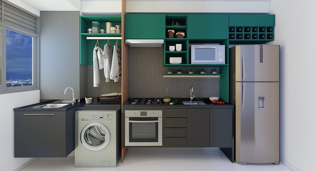 Fotos do Allegro Campo Limpo | Apartamento Minha Casa Minha Vida | Tenda.com