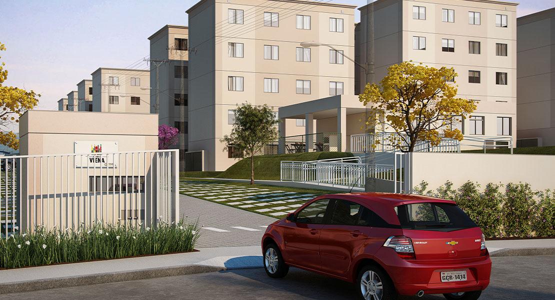 Apartamento à venda em Residencial Viena | Camaçari | BA | foto 2 | tenda.com