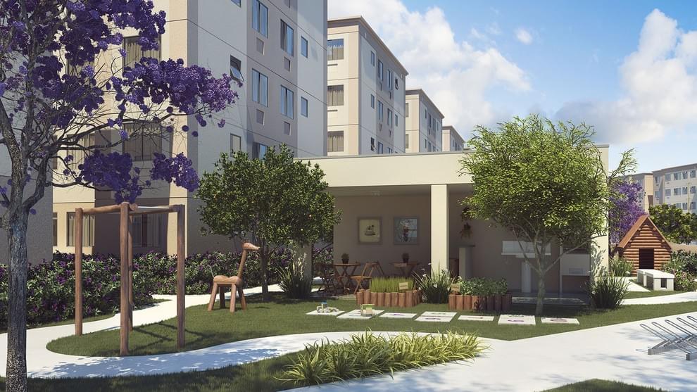 Apartamento à venda em Jardim dos Ipês I | Rio de Janeiro | RJ | foto 1 | tenda.com
