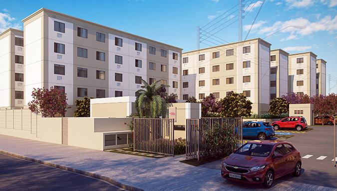 More em um apartamento Tenda no  Vale das Flores | Construtora Tenda | tenda.com