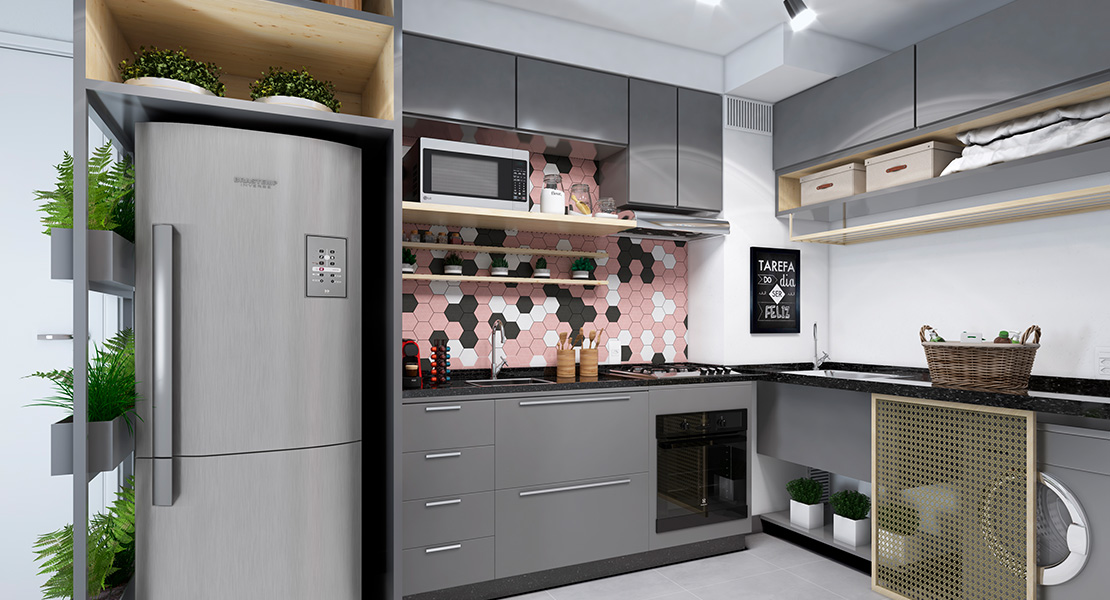 Fotos do Lazúli | Apartamento Minha Casa Minha Vida | Tenda.com