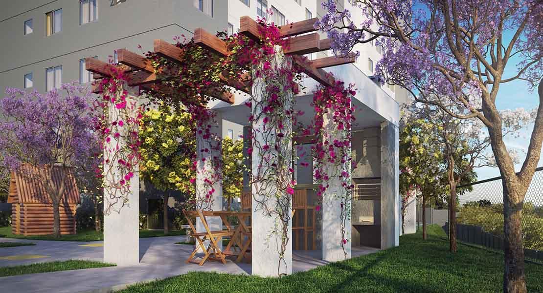 Fotos do Parque Botânico Jaborandis | Apartamento Minha Casa Minha Vida | Tenda.com