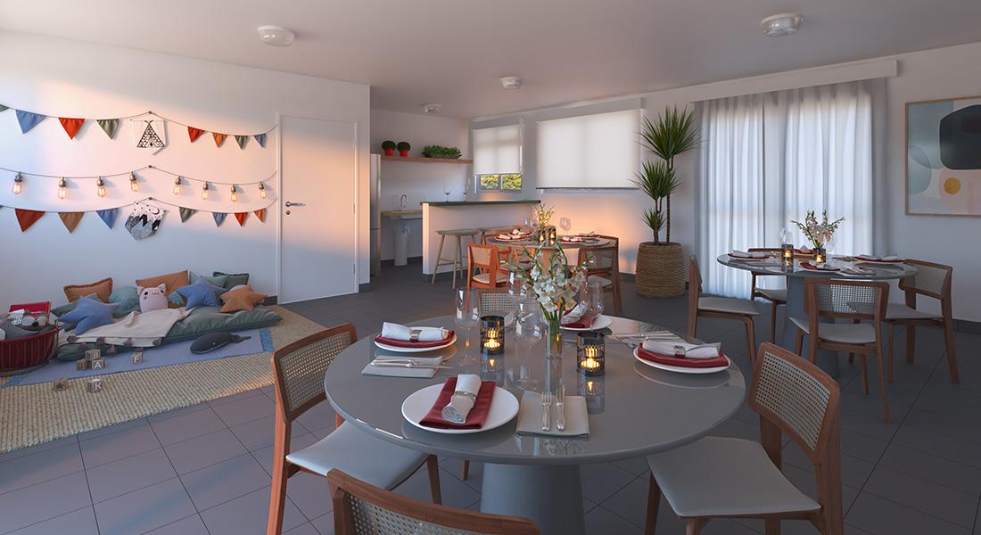 Fotos do Vale das Águas | Apartamento Minha Casa Minha Vida | Tenda.com