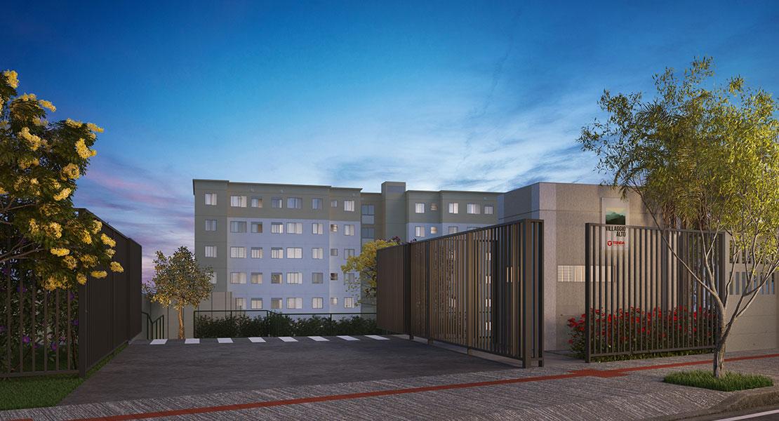 Apartamento à venda em Villaggio do Alto | Salvador | BA | foto 2 | tenda.com