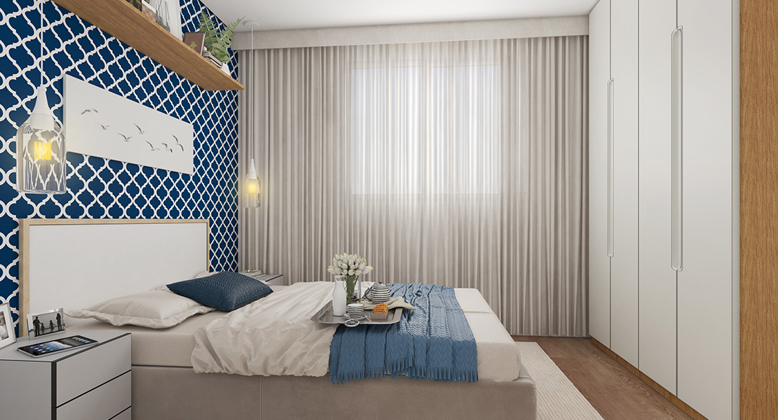 Apartamento à venda em Arte Ville | Rio de Janeiro | RJ | foto 8 | tenda.com
