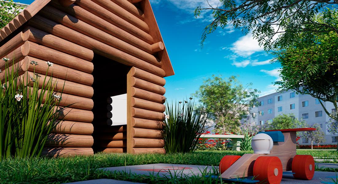 Fotos do Praia Bela - Condomínio II | Apartamento Minha Casa Minha Vida | Tenda.com