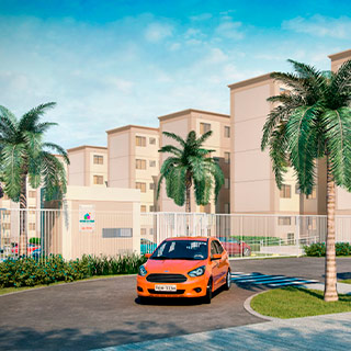 Residencial Veredas de Itaquá | Apartamento Tenda | Tenda.com