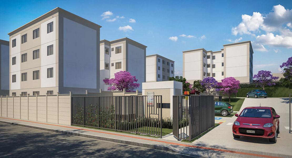 Apartamento à venda em Recanto da Lagoa | Belo Horizonte | MG | foto 2 | tenda.com