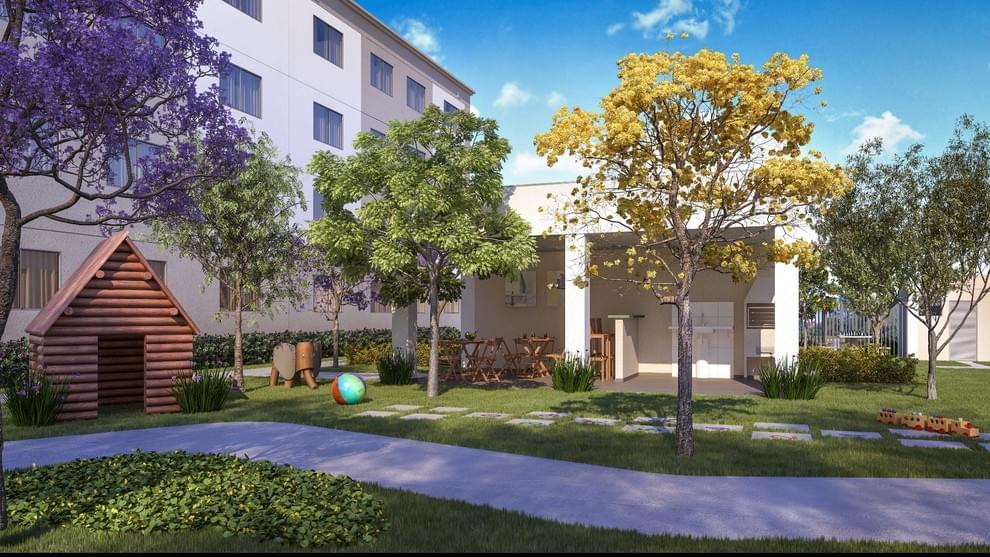 Apartamento à venda em Villagio Di Parma | São José dos Pinhais | PR | foto 2 | tenda.com
