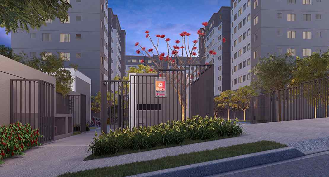 More em um apartamento Tenda no  Solaris Nascente | Construtora Tenda | tenda.com