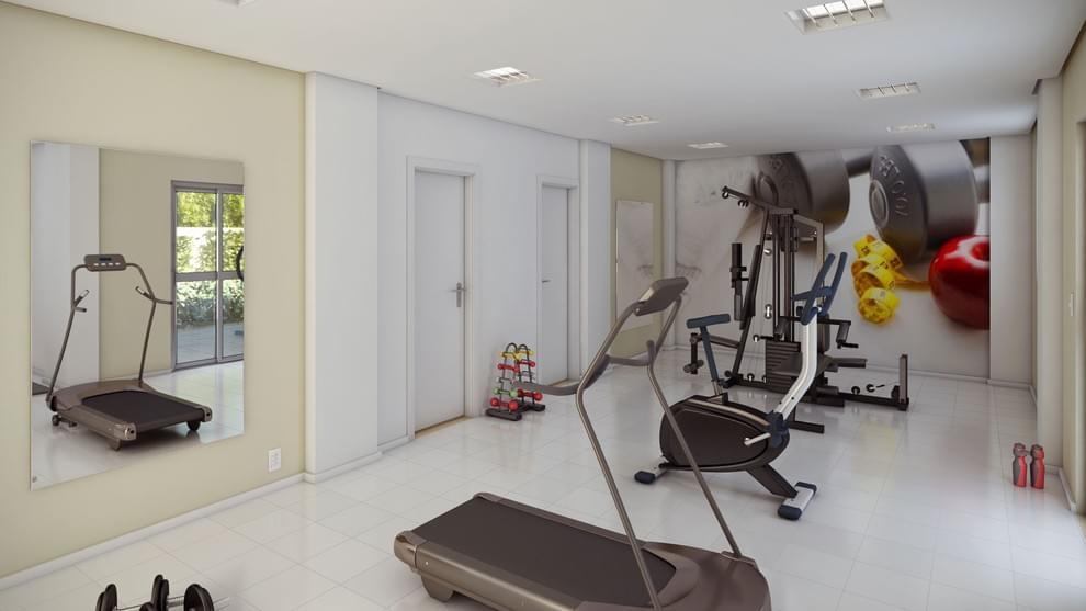 Apartamento à venda em Parque Arvoredo Residencial Clube | Curitiba | PR | foto 2 | tenda.com