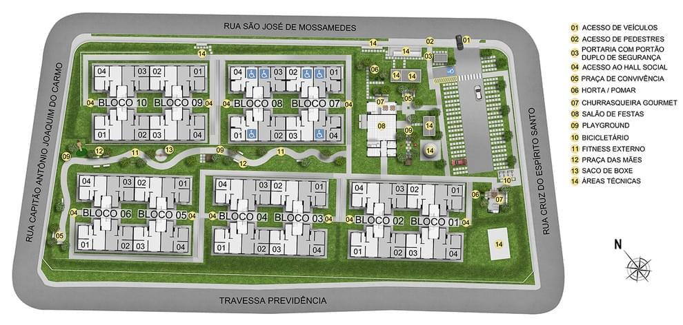 Planta baixa do Residencial Monte Alegre Apartamento Minha Casa Minha Vida   Tenda.com