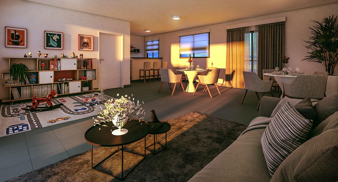 Apartamento à venda em Pátio do Sol | Rio de Janeiro | RJ | foto 5 | tenda.com