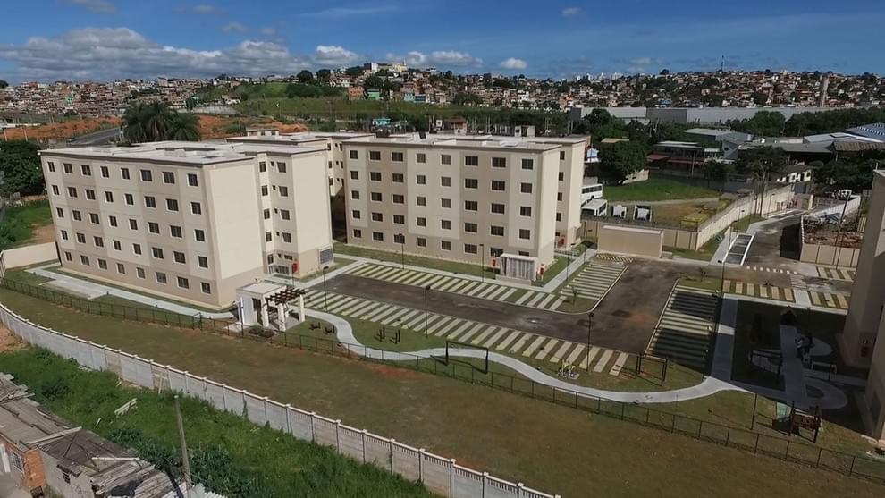 Fotos do Residencial Viver Bem São Gabriel | Apartamento Minha Casa Minha Vida | Tenda.com
