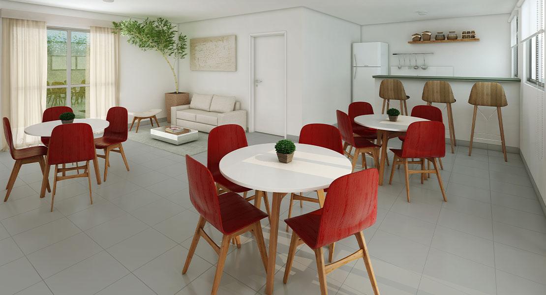 Apartamento à venda em Reserva do Tinguá | Nova Iguaçu | RJ | foto 5 | tenda.com